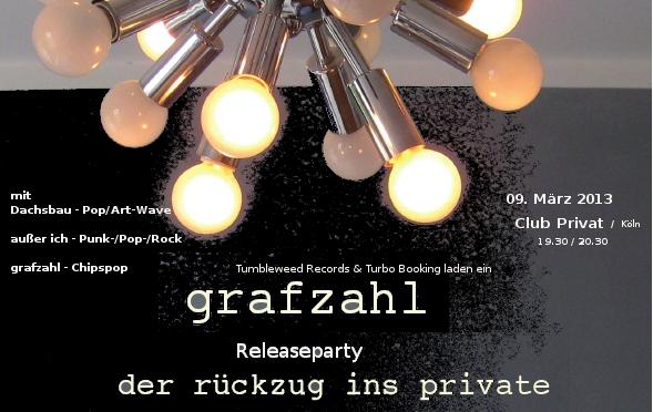 Der Rückzug ins Private - GZ @ Club Privat